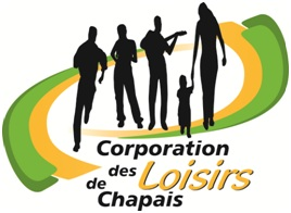 Corporation des loisirs logo NEW ONE 268x196