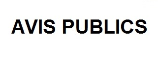 AVIS PUBLICS acymailing